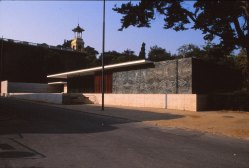 Barcelona Pavilion, Spain - Mies van de Rohe 03_Stephen Varady photo ©