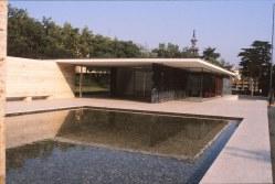 Barcelona Pavilion, Spain - Mies van de Rohe 05_Stephen Varady photo ©