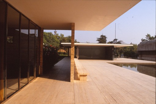 Barcelona Pavilion, Spain - Mies van de Rohe 06_Stephen Varady photo ©