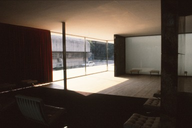 Barcelona Pavilion, Spain - Mies van de Rohe 08_Stephen Varady photo ©