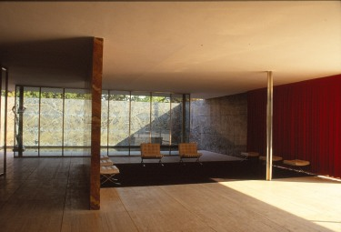 Barcelona Pavilion, Spain - Mies van de Rohe 10_Stephen Varady photo ©