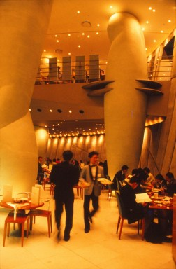 La Flamme d'Or, Tokyo - Philippe Starck 14_Stephen Varady Photo ©