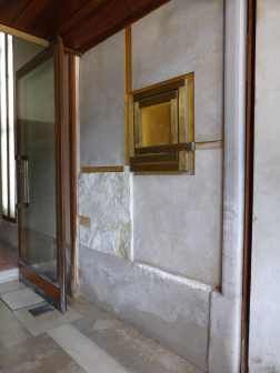 Olivetti Showroom, Venice - Carlo Scarpa 16_Stephen Varady photo ©