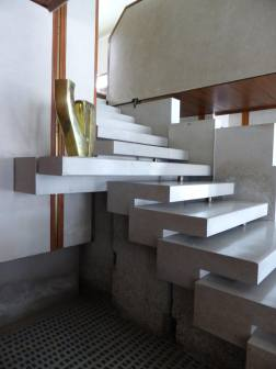 Olivetti Showroom, Venice - Carlo Scarpa 41_Stephen Varady photo ©
