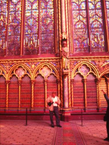 Sainte-Chapelle, Paris 08_Stephen Varady photo ©