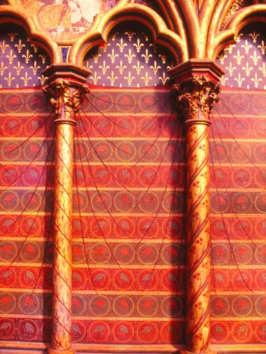 Sainte-Chapelle, Paris 09_Stephen Varady photo ©