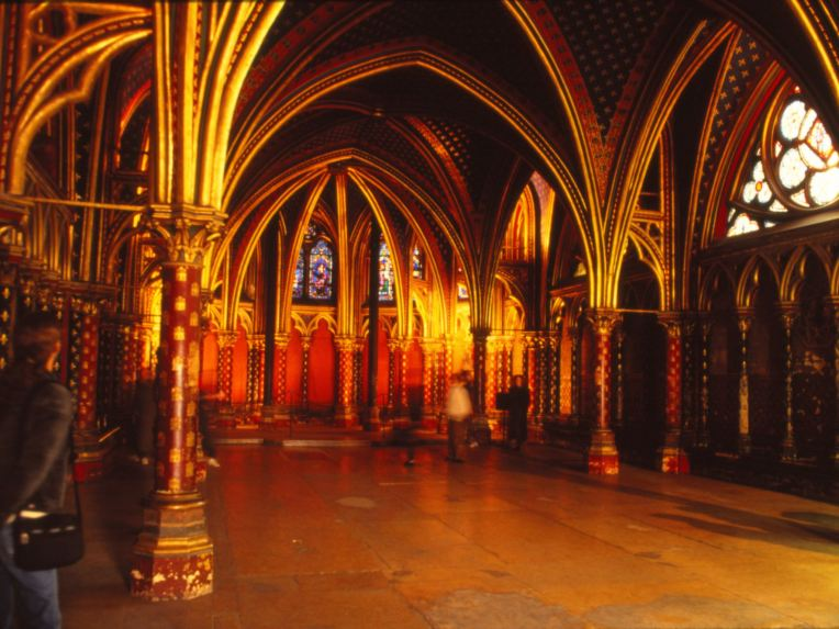 Sainte-Chapelle, Paris 10_Stephen Varady photo ©