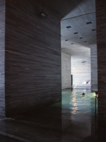 Therme Vals, Switzerland - Peter Zumthor 09_Stephen Varady photo ©