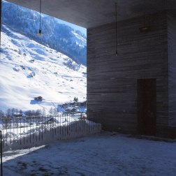 Therme Vals, Switzerland - Peter Zumthor 22_Stephen Varady photo ©