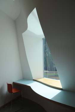 UTS Business School, Sydney - Frank Gehry 30_Stephen Varady Photo ©