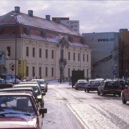 Jewish Museum, Berlin - Daniel Libeskind 1.02_Stephen Varady Photo