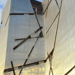 Jewish Museum, Berlin - Daniel Libeskind 1.06_Stephen Varady Photo