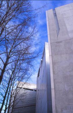 Jewish Museum, Berlin - Daniel Libeskind 1.07_Stephen Varady Photo