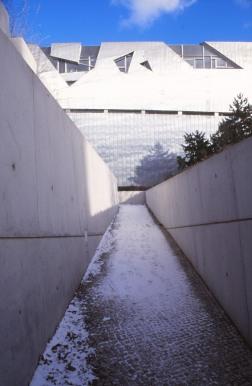 Jewish Museum, Berlin - Daniel Libeskind 3.22_Stephen Varady Photo