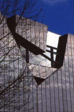 Jewish Museum, Berlin - Daniel Libeskind 3.23_Stephen Varady Photo