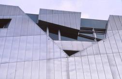 Jewish Museum, Berlin - Daniel Libeskind 3.24_Stephen Varady Photo