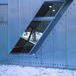 Jewish Museum, Berlin - Daniel Libeskind 3.28_Stephen Varady Photo