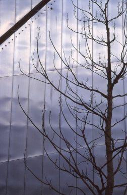 Jewish Museum, Berlin - Daniel Libeskind 3.29_Stephen Varady Photo