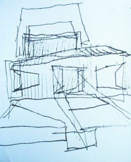 Gehry House, Santa Monica, Los Angeles 05_Frank Gehry Image ©