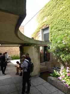 Italian Biennale Pavilion Courtyard, Venice by Carlo Scarpa 05_Stephen Varady photo ©