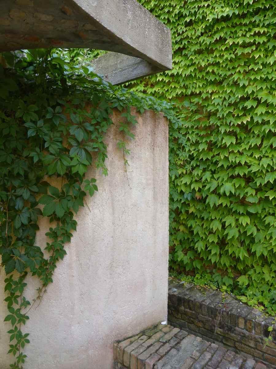 Venice Italian Biennale Pavilion Courtyard Italy
