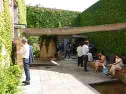 Italian Biennale Pavilion Courtyard, Venice by Carlo Scarpa 10_Stephen Varady photo ©