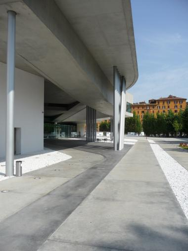 MAXXI, Rome by Zaha Hadid 08_Stephen Varady Photo ©