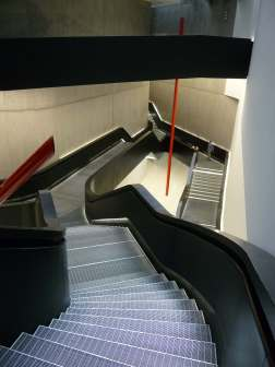 MAXXI, Rome by Zaha Hadid 108_Stephen Varady Photo ©