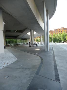 MAXXI, Rome by Zaha Hadid 10_Stephen Varady Photo ©