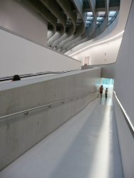 MAXXI, Rome by Zaha Hadid 114_Stephen Varady Photo ©