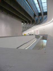 MAXXI, Rome by Zaha Hadid 115_Stephen Varady Photo ©