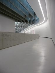MAXXI, Rome by Zaha Hadid 116_Stephen Varady Photo ©