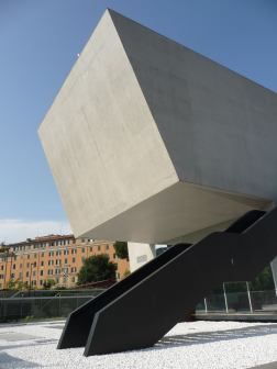 MAXXI, Rome by Zaha Hadid 29_Stephen Varady Photo ©