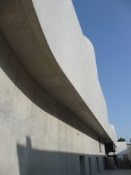 MAXXI, Rome by Zaha Hadid 40_Stephen Varady Photo ©