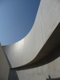 MAXXI, Rome by Zaha Hadid 42_Stephen Varady Photo ©
