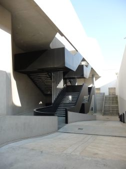 MAXXI, Rome by Zaha Hadid 43_Stephen Varady Photo ©