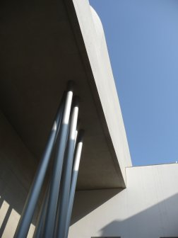 MAXXI, Rome by Zaha Hadid 56_Stephen Varady Photo ©