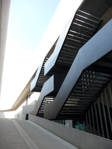 MAXXI, Rome by Zaha Hadid 57_Stephen Varady Photo ©