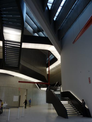 MAXXI, Rome by Zaha Hadid 76_Stephen Varady Photo ©