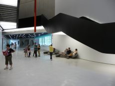 MAXXI, Rome by Zaha Hadid 82_Stephen Varady Photo ©