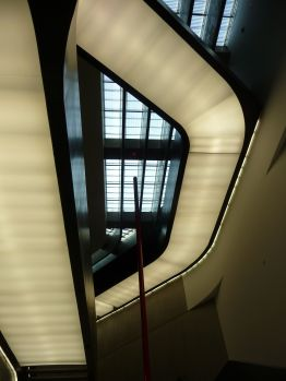 MAXXI, Rome by Zaha Hadid 84_Stephen Varady Photo ©