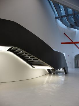 MAXXI, Rome by Zaha Hadid 85_Stephen Varady Photo ©
