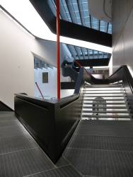 MAXXI, Rome by Zaha Hadid 89_Stephen Varady Photo ©