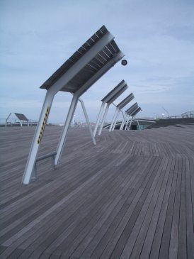 Yokohama Port Terminal by Foreign Office Architects 43_Stephen Varady Photo ©