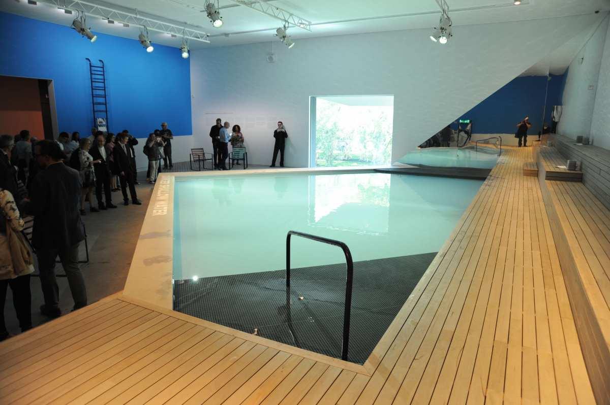 Venice australian biennale pavilion 2016 italy for Biennale venezia 2016