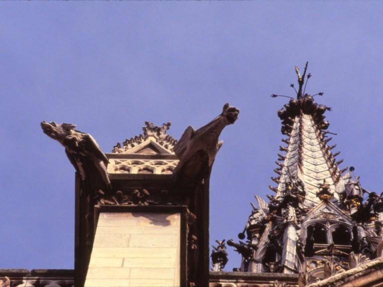 Sainte-Chapelle, Paris 01_Stephen Varady photo ©
