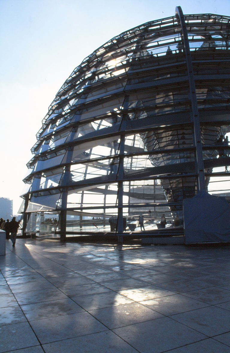 Reichstag, Berlin by Foster + Partners 07_Stephen Varady Photo ©