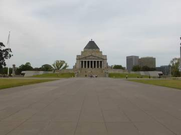 Shrine of Remembrance by ARM 01_Stephen Varady Photo ©