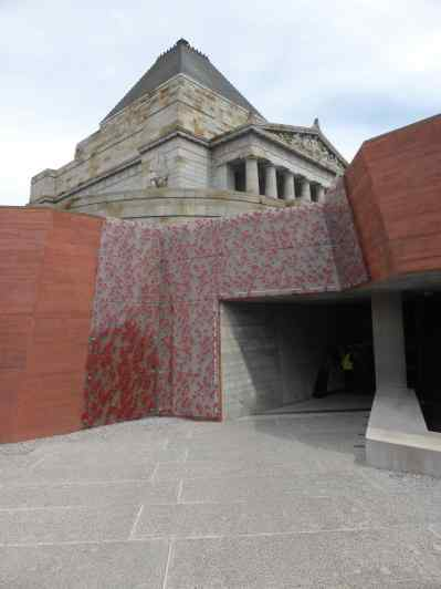 Shrine of Remembrance by ARM 02_Stephen Varady Photo ©