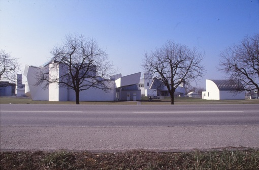 Vitra Design Museum by Frank Gehry 01_Stephen Varady Photo ©